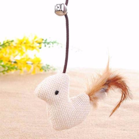 Funny Cat Animals Toy - Squirrel