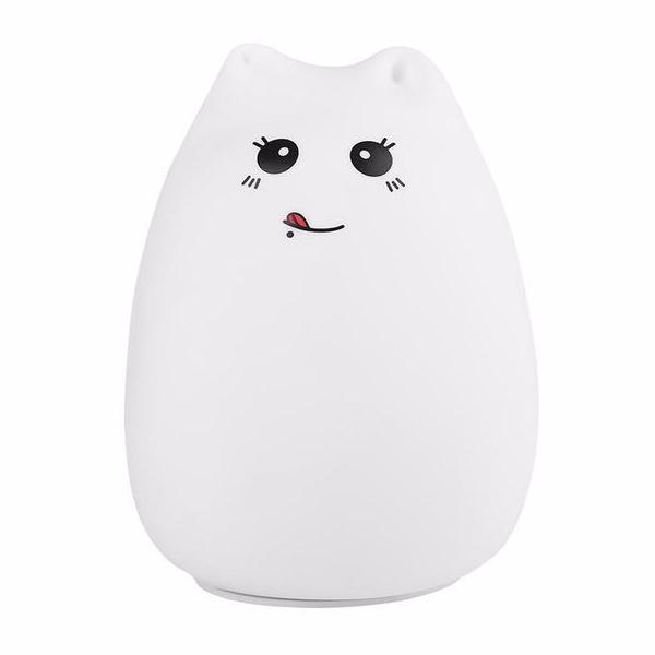 Cat Shaped Night Light - Glutton Cat