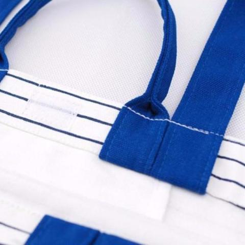 Cat Striped Handbag - Detail 2