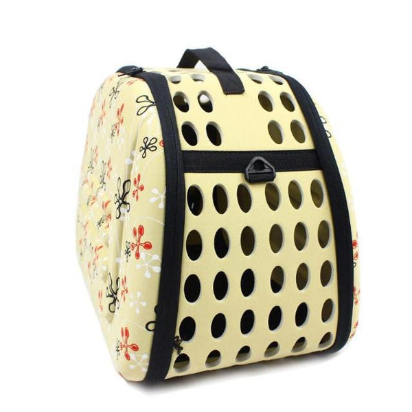 Foldable Cat Travel Carrier Bag - Available in 4 Colors