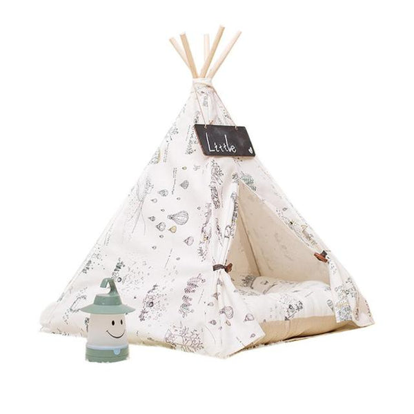 "Cocooning ""Freelove"" Cat Teepee"