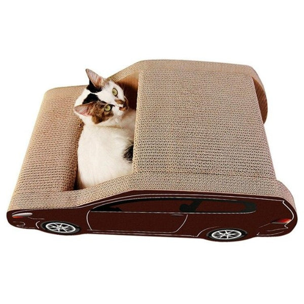 Maxi SUV Cat Scratcher - Top view