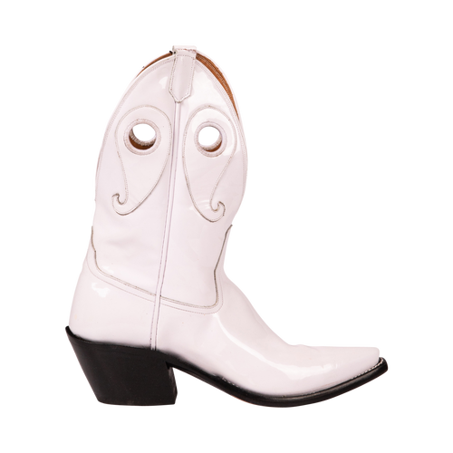 New West – White Patent