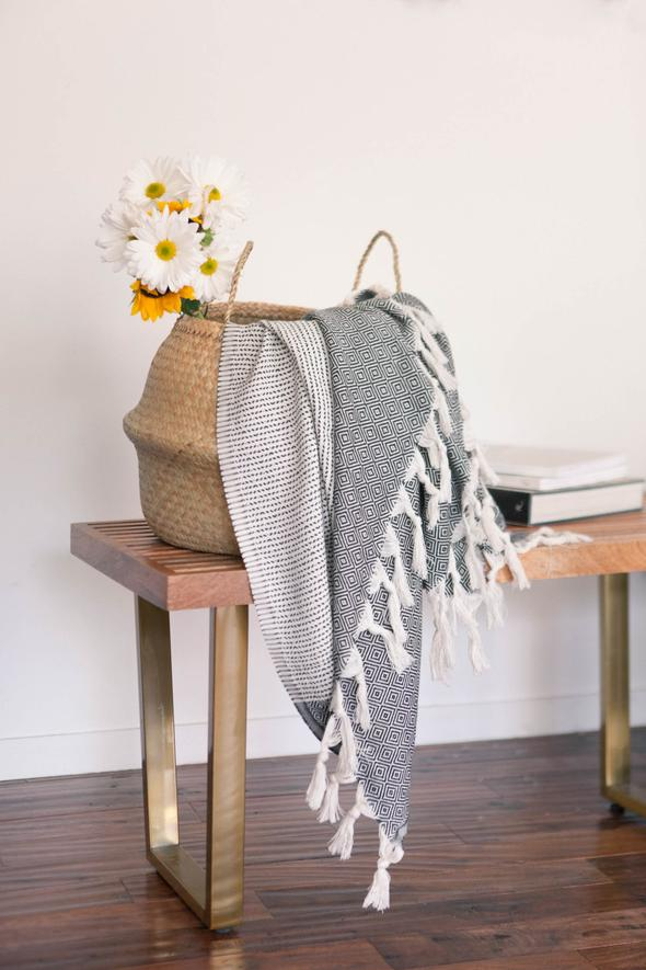 Hare Turkish Towel