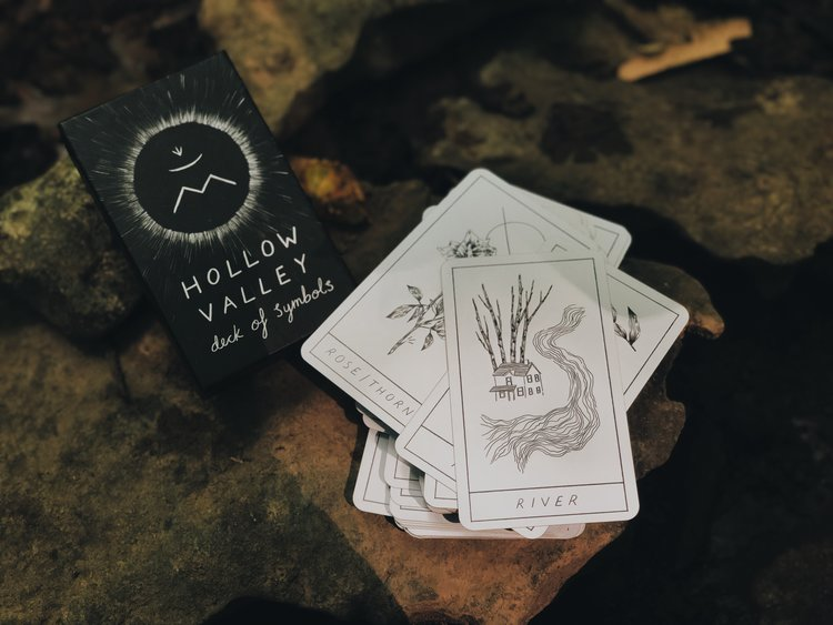 The Hollow Valley Deck of Symbols