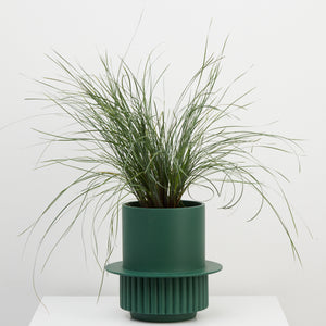 Load image into Gallery viewer, Capra Designs Roma Planter in Emerald