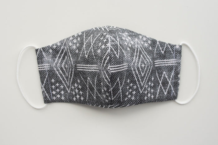 Protective Face Mask - Northern African Print