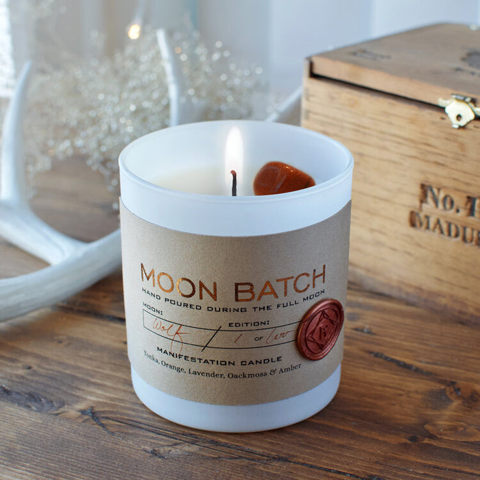 The Alchemist Moon Batch Candle