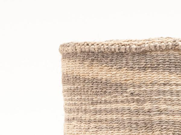 Handwoven Sisal Basket from Kenya