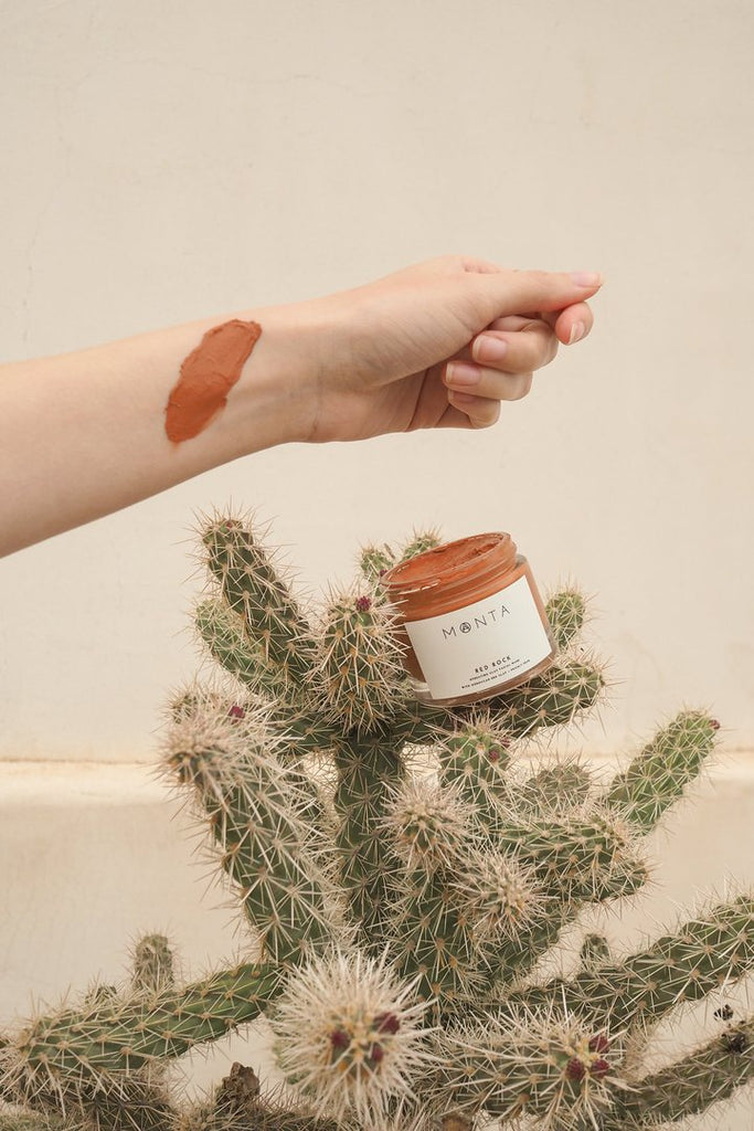 Red Rock Hydrating Clay Facial Mask