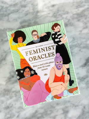 Load image into Gallery viewer, Feminist Oracles Deck
