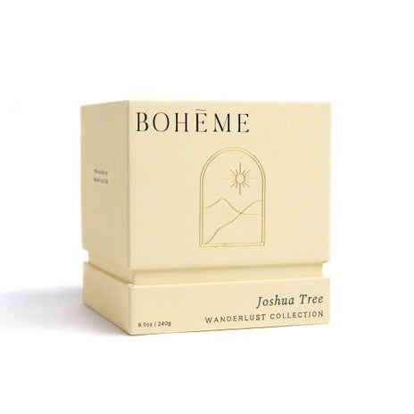 BOHĒME Candles - Joshua Tree