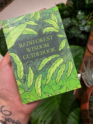 Load image into Gallery viewer, Rainforest Wisdom Oracle Deck