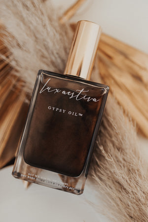 Lux Aestiva - Gypsy Oil Shimmer, Smoky Quartz