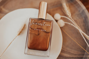 Lux Aestiva - Gypsy Oil Shimmer, Tiger's Eye