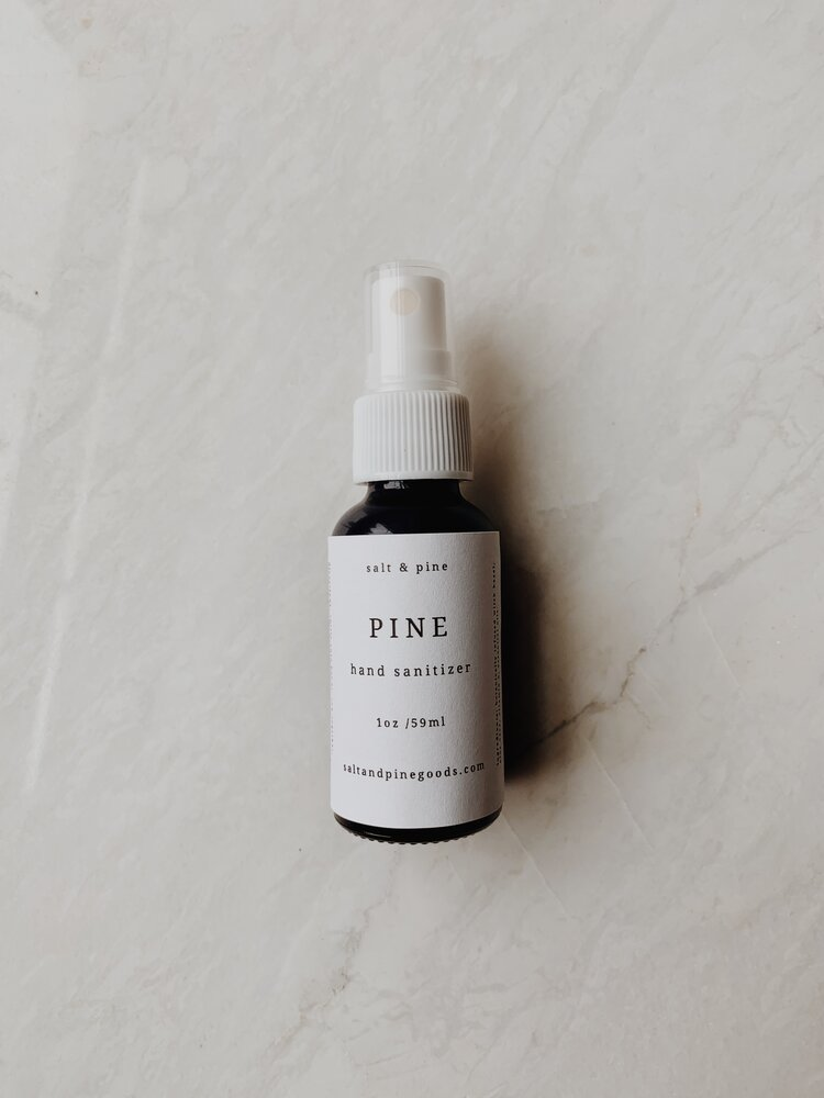 Pine - Hand Sanitizer