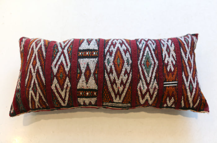 Vintage Moroccan Pillow No. 5055