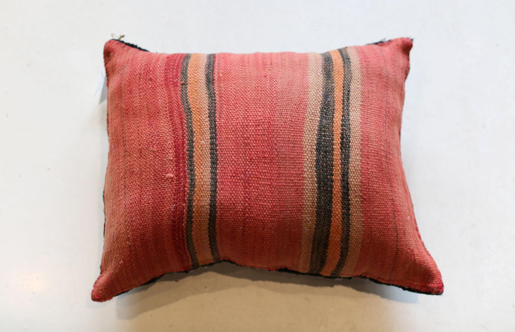 Vintage Moroccan Pillow No. 5062