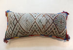 Vintage Moroccan Pillow No. 5073