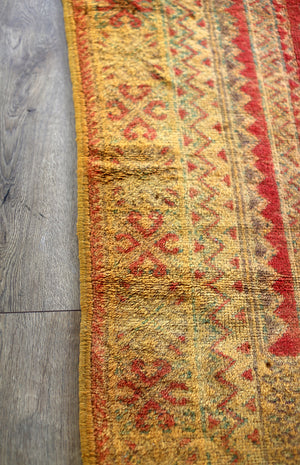 Load image into Gallery viewer, Vintage Taznakht Moroccan Rug, No. 2055