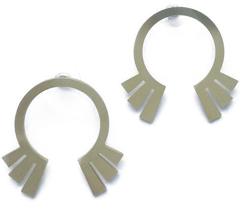 Wanderluxe - Canyon Rising Post Earrings