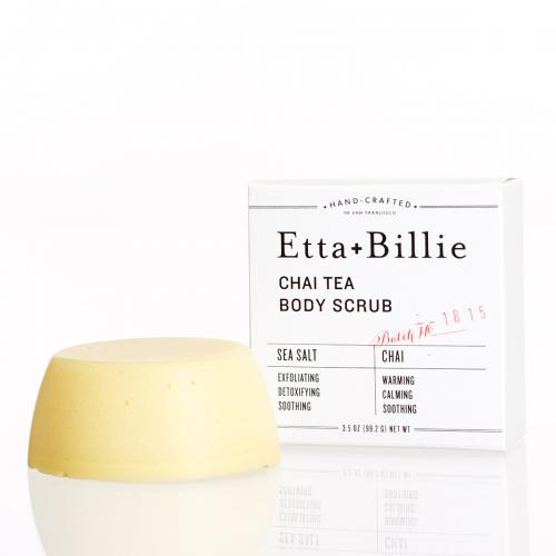 Etta + Billie Body Scrub: Chai Tea