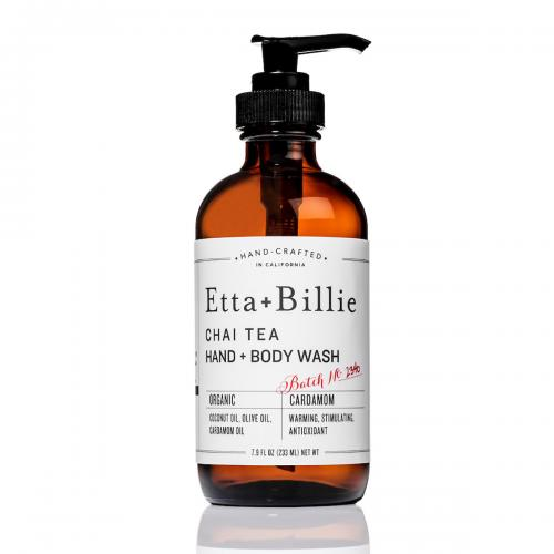 Etta + Billie Hand & Body Wash: Chai Tea