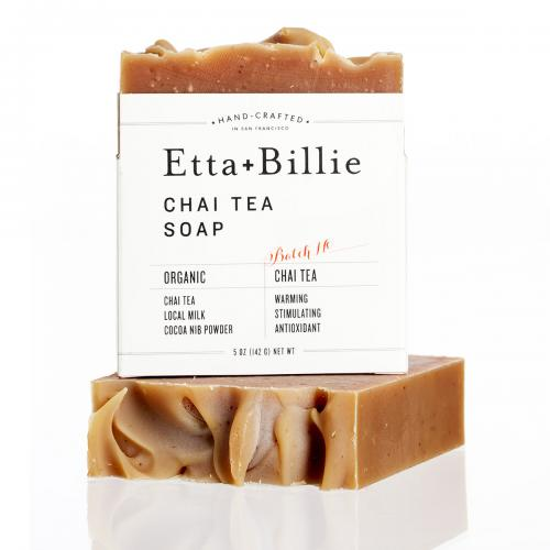 Etta + Billie Soap: Chai Tea