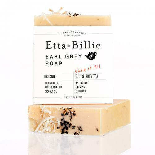 Etta + Billie Soap: Earl Grey