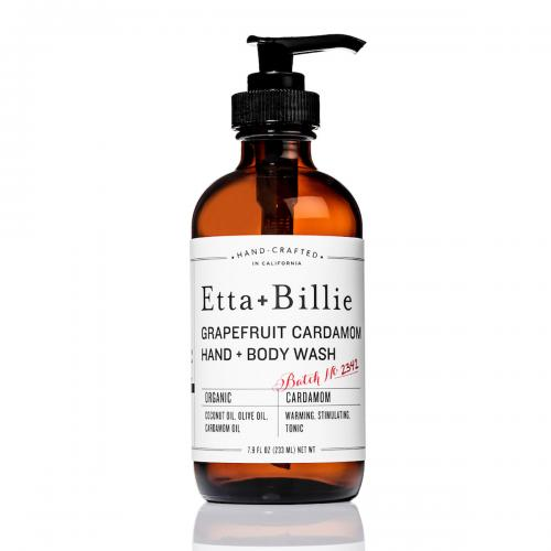 Etta + Billie Hand & Body Wash: Grapefruit Cardamom