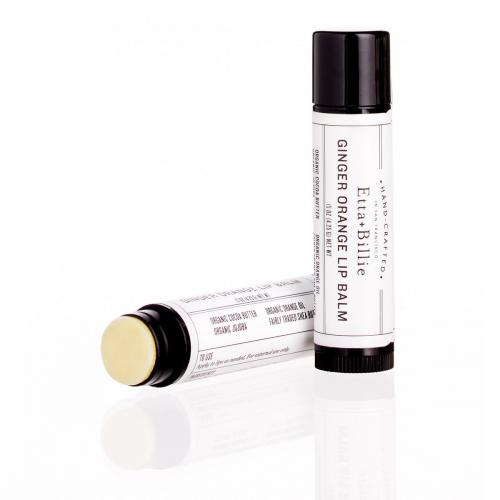 Etta + Billie Lip Balm: Ginger Orange