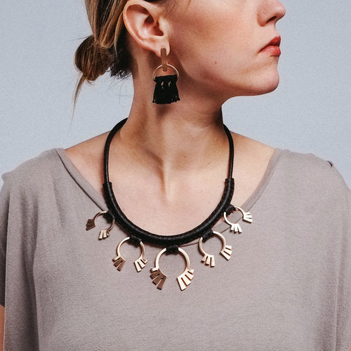 Wanderluxe - Canyon Rising Necklace