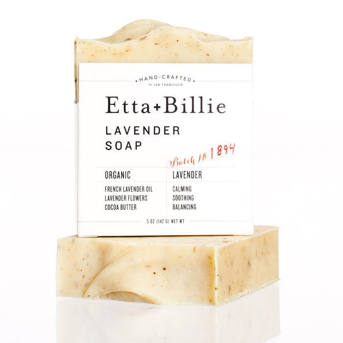 Etta + Billie Soap: Lavender