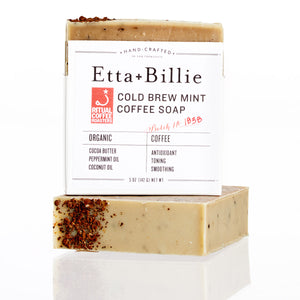 Etta + Billie Soap: Mint Coffee