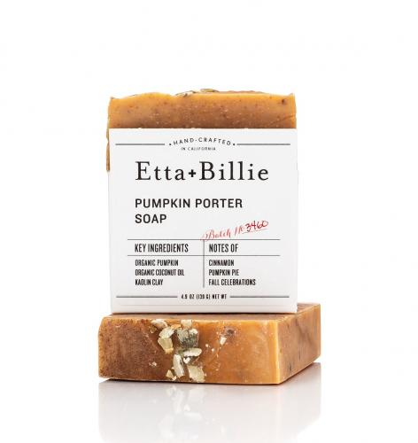 Etta + Billie Soap: Pumpkin Porter