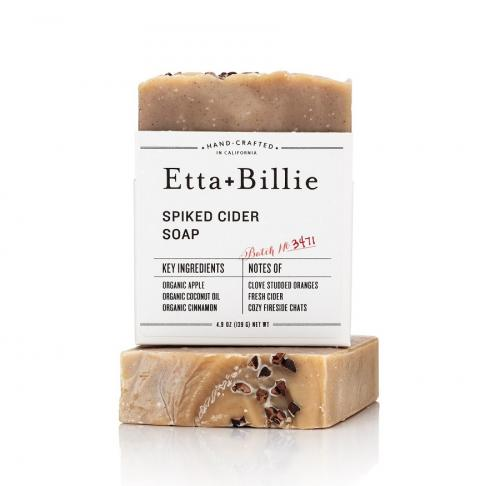 Etta + Billie Soap: Spiked Cider