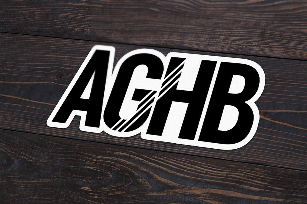 AGHB Sticker Pack (5)