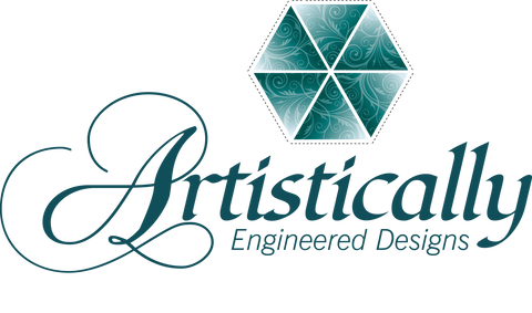 Artistically Engineered Designs logo