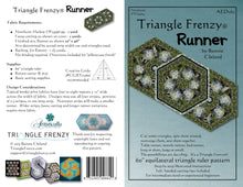 Triangle Frenzy® Runner
