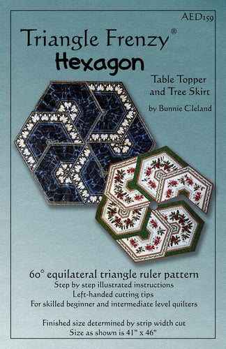 Triangle Frenzy Hexagon