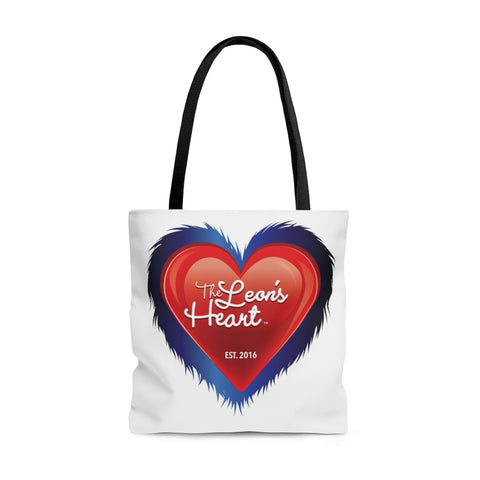 The Leon's Heart Tote Bag