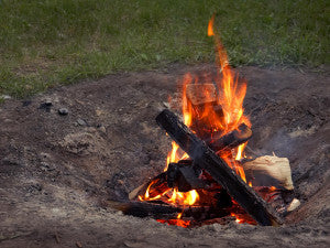 preppers can easily start fires