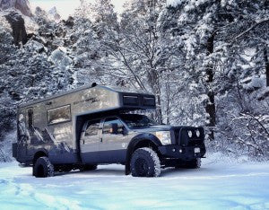 fortified RV for survival living