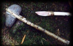 make your own stone tools