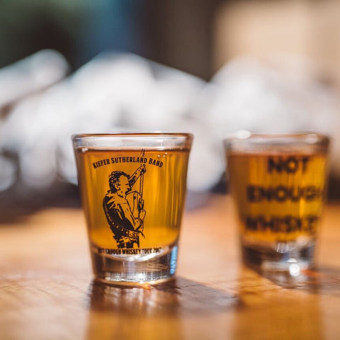 Not Enough Whiskey - Shot Glass