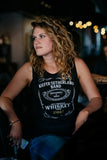 Not Enough Whiskey Tour Tank - Ladies