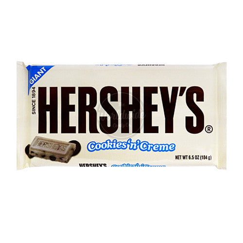 Hershey's Cookies n Creme Giant Bar 184g