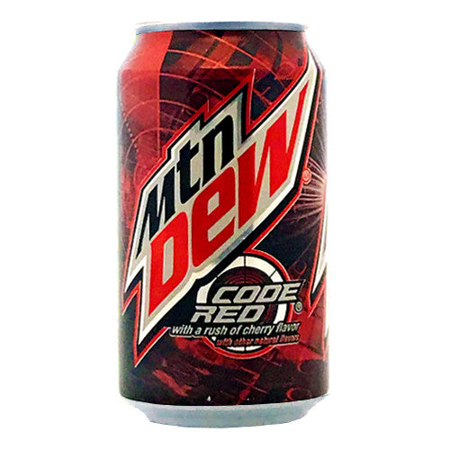 MTN Dew Code Red 355ml