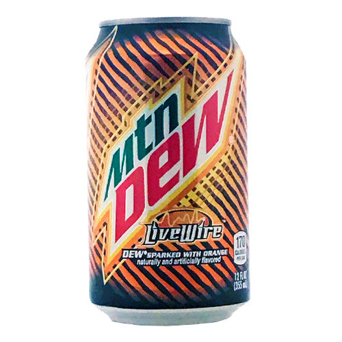 MTN Dew Live Wire 355ml
