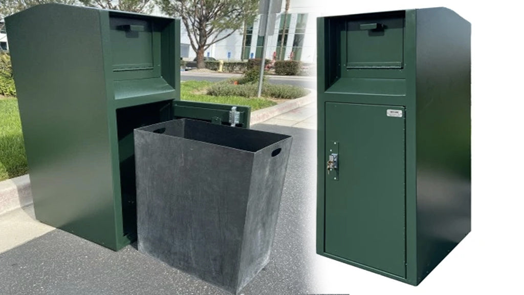 Keep Rodents and More Out of Your Trash with Receptacle from Securr
